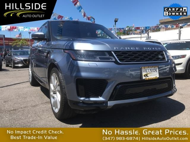 Used Land Rover Range Rover Sport HSE 2019 | Hillside Auto Outlet. Jamaica, New York