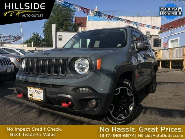 Used Jeep Renegade Trailhawk 2015 | Hillside Auto Outlet. Jamaica, New York