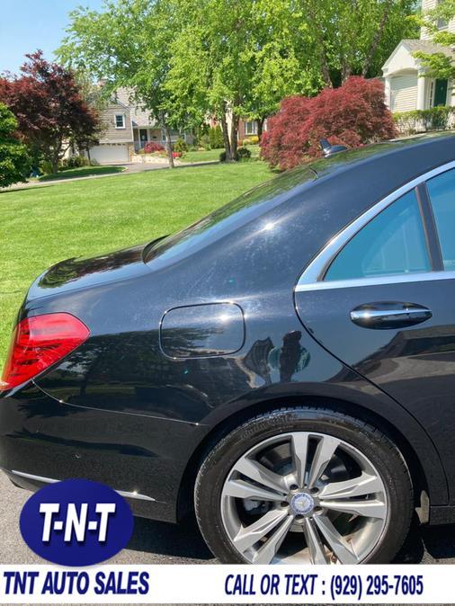 Used Mercedes-Benz S-Class S 550e Plug-In Hybrid Sedan 2017   TNT Auto Sales USA inc. Bronx, New York