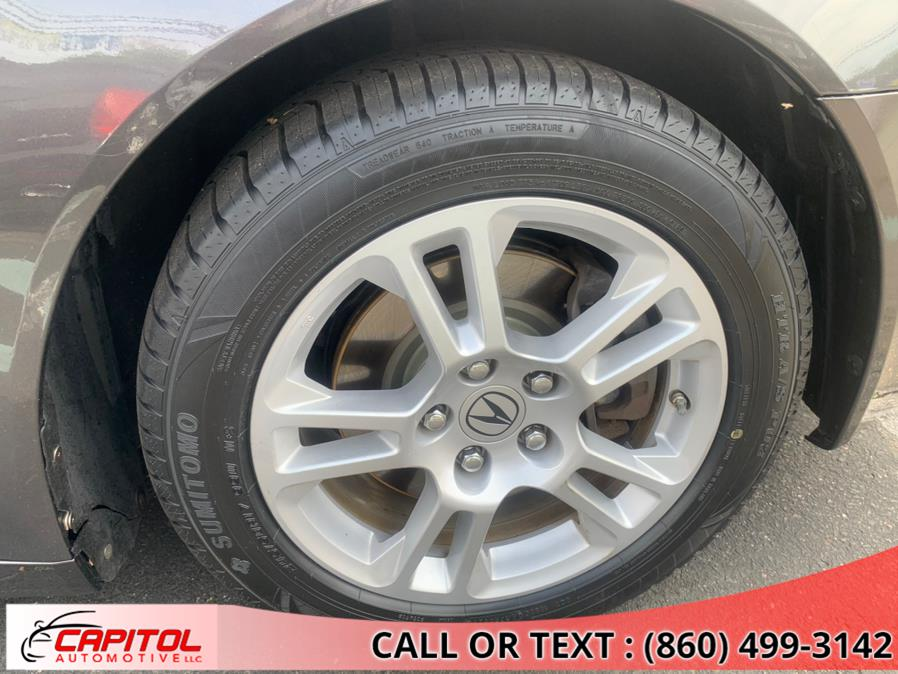 Used Acura TL 4dr Sdn 2WD Tech 18 Wheels 2011 | Capitol Automotive 2 LLC. Manchester, Connecticut