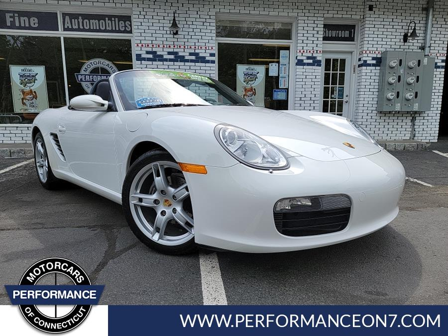 Used 2007 Porsche Boxster in Wilton, Connecticut | Performance Motor Cars. Wilton, Connecticut