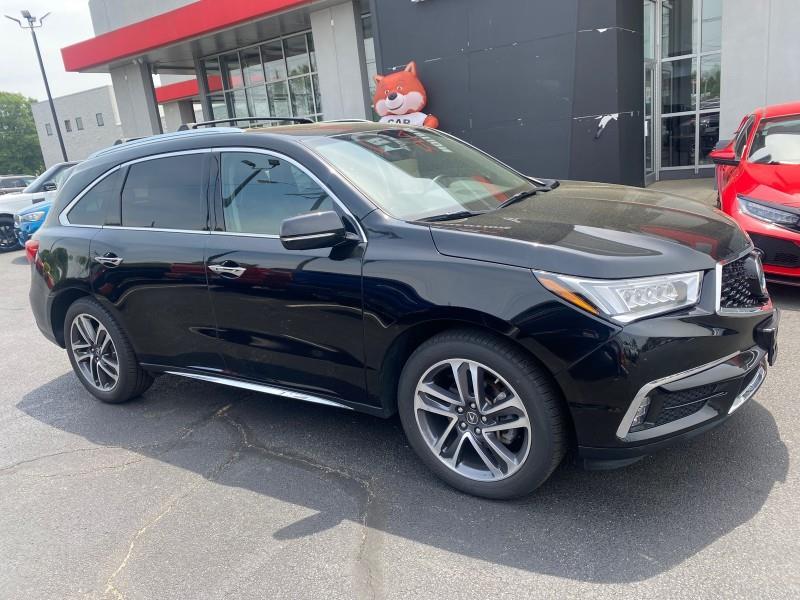 Used Acura Mdx w/Advance Pkg 2017 | Car Revolution. Maple Shade, New Jersey