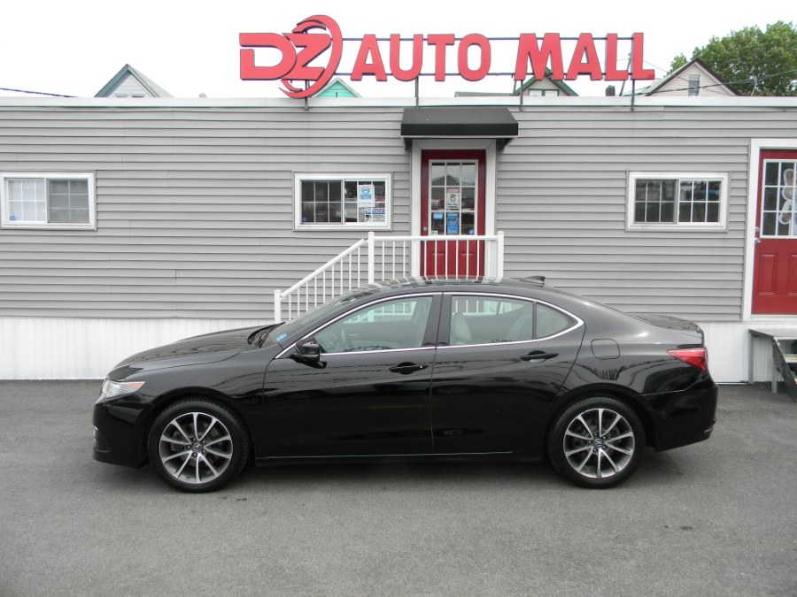 Used 2015 Acura TLX in Paterson, New Jersey | DZ Automall. Paterson, New Jersey