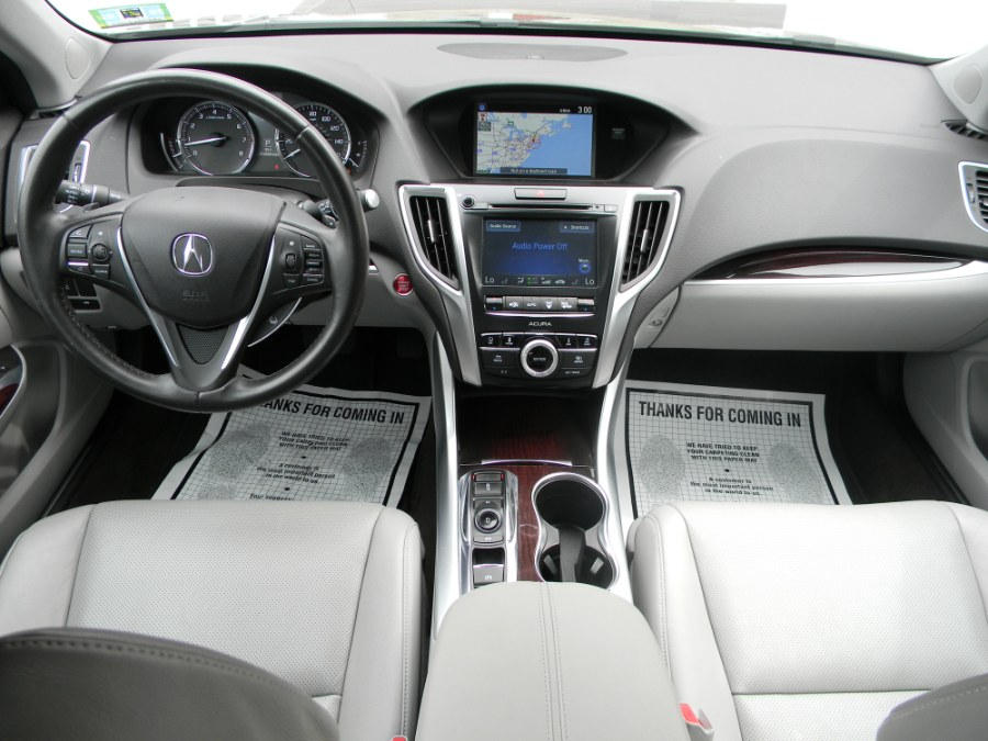 Used Acura TLX 4dr Sdn FWD V6 Tech 2015 | DZ Automall. Paterson, New Jersey