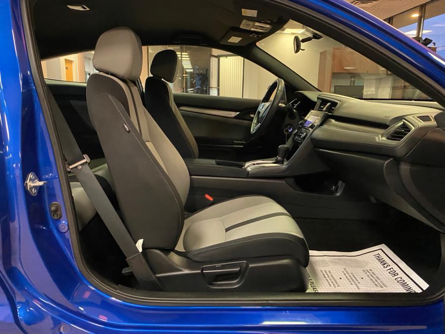 Used Honda Civic Coupe LX CVT 2018   POWER MOTORS EAST. Massapequa Park, New York