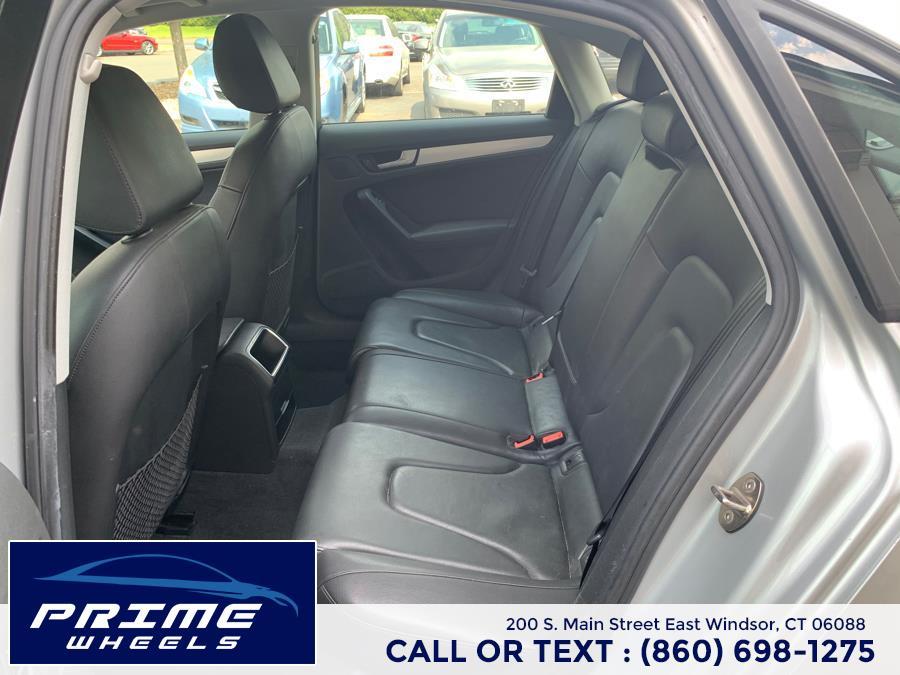 Used Audi A4 4dr Sdn Man quattro 2.0T Premium 2011   Prime Wheels. East Windsor, Connecticut