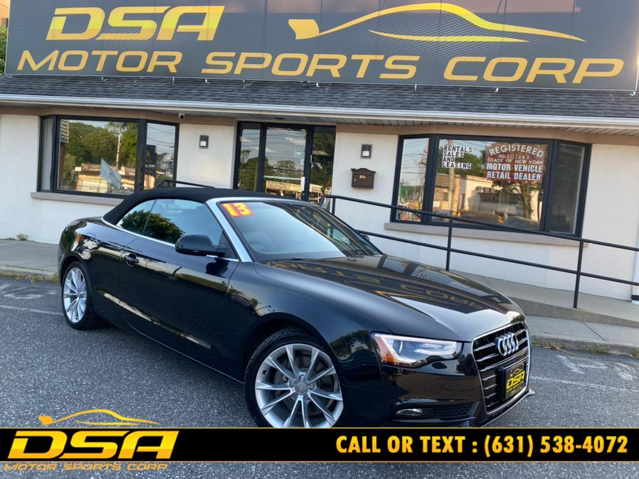 Used 2013 Audi A5 in Commack, New York   DSA Motor Sports Corp. Commack, New York