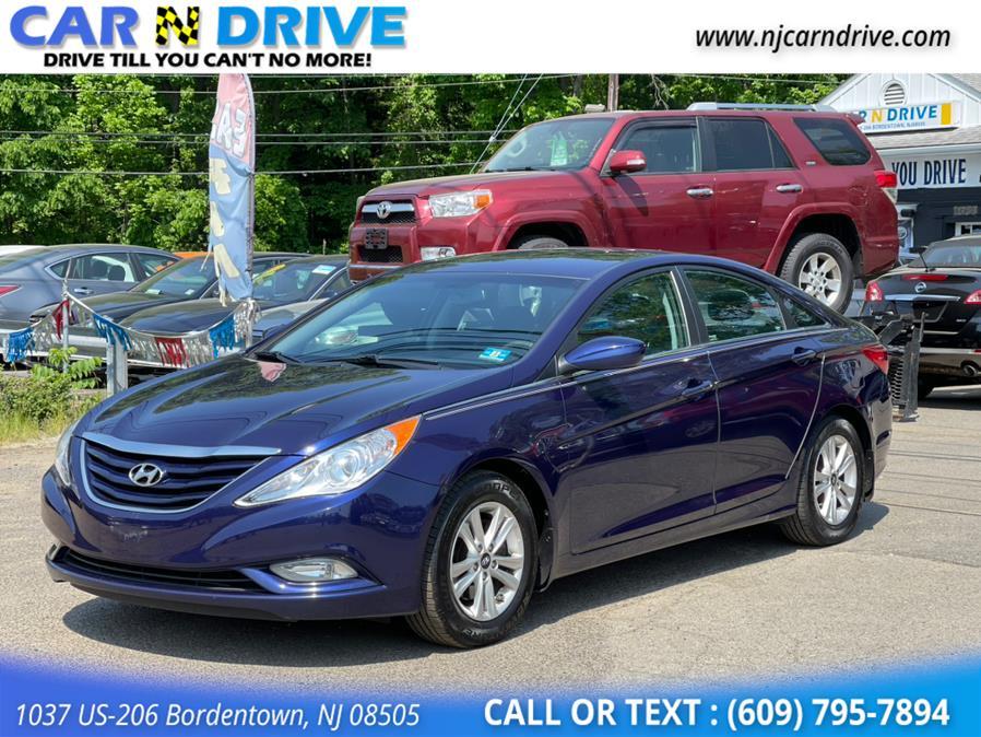 2013 Hyundai Sonata GLS, available for sale in Bordentown, NJ