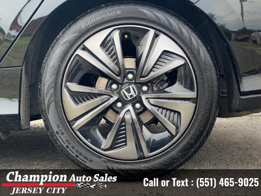 Used Honda Civic Hatchback EX CVT 2019 | Champion Auto Sales. Jersey City, New Jersey