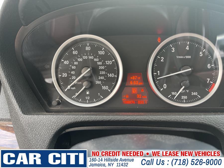 Used BMW X6 AWD 4dr 35i 2012 | Car Citi. Jamaica, New York