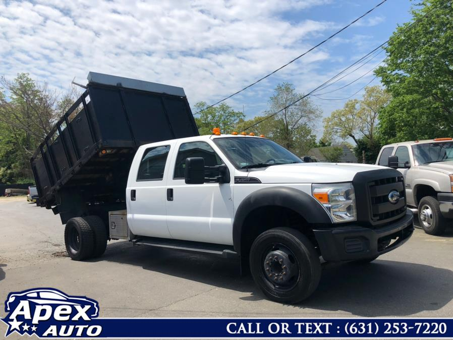 Used Ford F-450 4dr Sdn XL (SE) 2011 | Apex Auto. Selden, New York