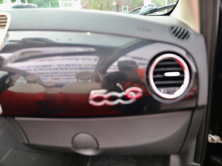 Used FIAT 500 2dr Conv Pop 2012 | Advanced Auto Mall. Bronx, New York