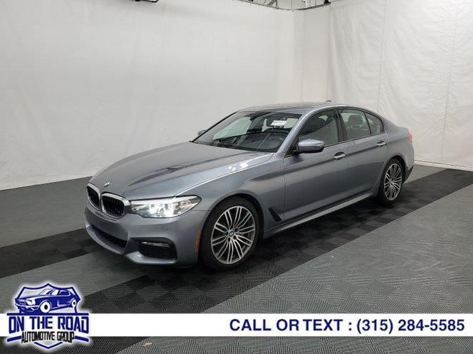 Used BMW 5 Series 530i xDrive Sedan 2018 | On The Road Automotive Group Inc. Bronx, New York