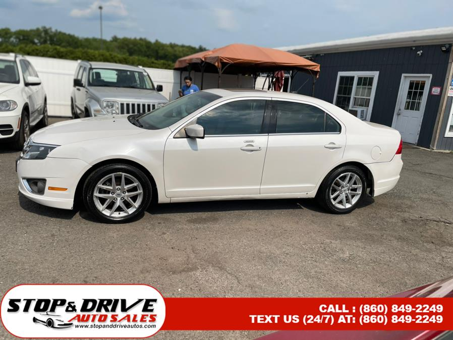 Used Ford Fusion 4dr Sdn SEL FWD 2010 | Stop & Drive Auto Sales. East Windsor, Connecticut