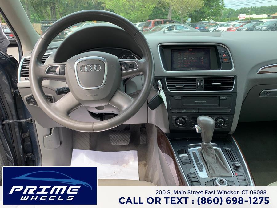 Used Audi Q5 quattro 4dr 2.0T Premium Plus 2011   Prime Wheels. East Windsor, Connecticut