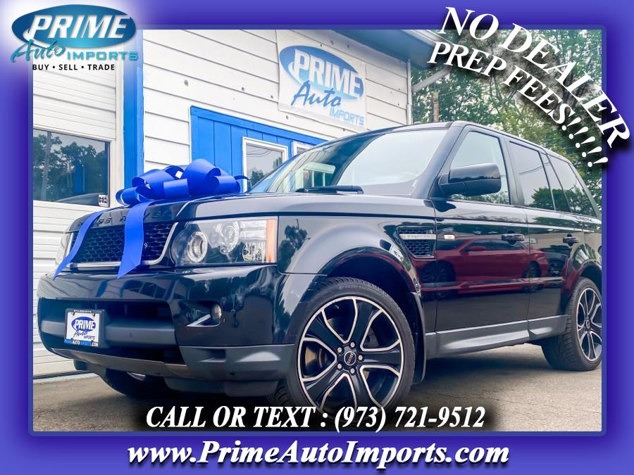 Used 2012 Land Rover Range Rover Sport in Bloomingdale, New Jersey   Prime Auto Imports. Bloomingdale, New Jersey