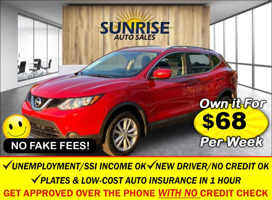 Used Nissan Rogue Sport AWD SV 2017   Sunrise Auto Sales of Elmont. Elmont, New York