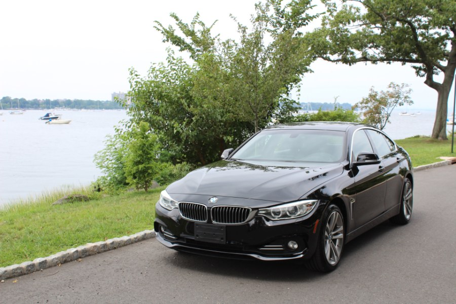 2016 BMW 4 Series 4dr Sdn 428i xDrive AWD Gran Coupe SULEV, available for sale in Great Neck, NY