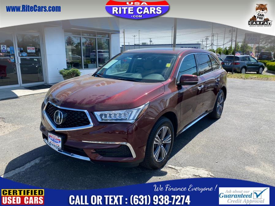 Used 2018 Acura MDX in Lindenhurst, New York | Rite Cars, Inc. Lindenhurst, New York