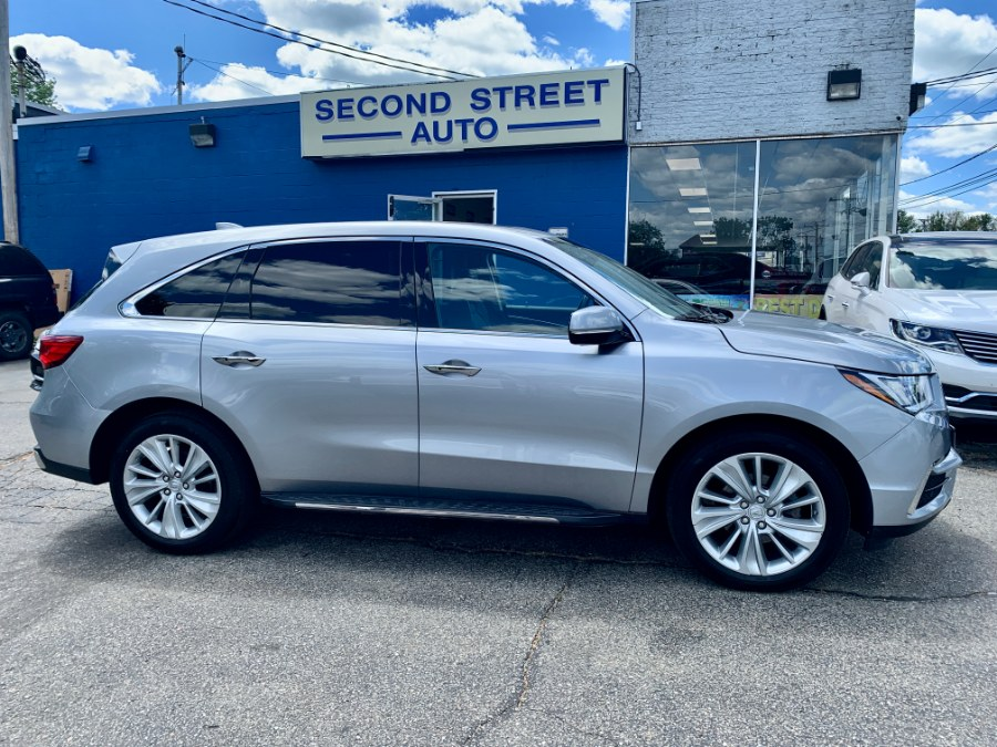 Used 2017 Acura Mdx in Manchester, New Hampshire | Second Street Auto Sales Inc. Manchester, New Hampshire