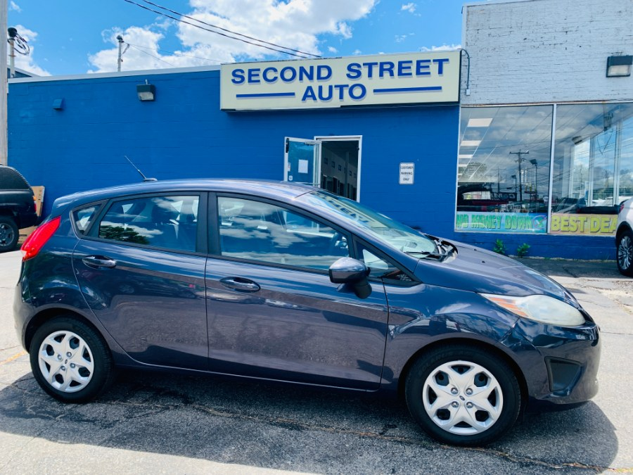 Used 2012 Ford Fiesta in Manchester, New Hampshire | Second Street Auto Sales Inc. Manchester, New Hampshire