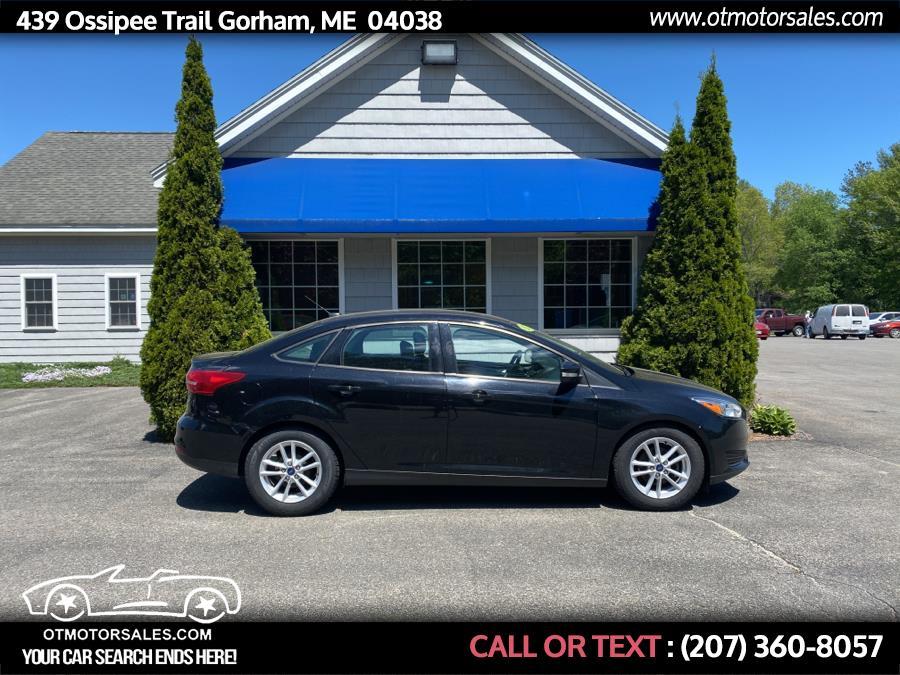 Used Ford Focus SE Sedan 2017 | Ossipee Trail Motor Sales. Gorham, Maine