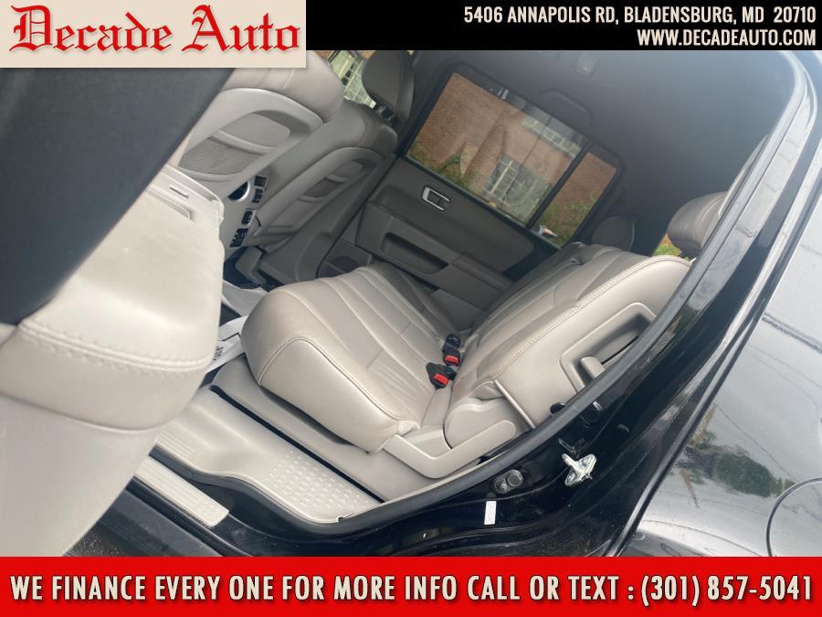 Used Honda Pilot 4WD 4dr EX-L w/RES 2011 | Decade Auto. Bladensburg, Maryland