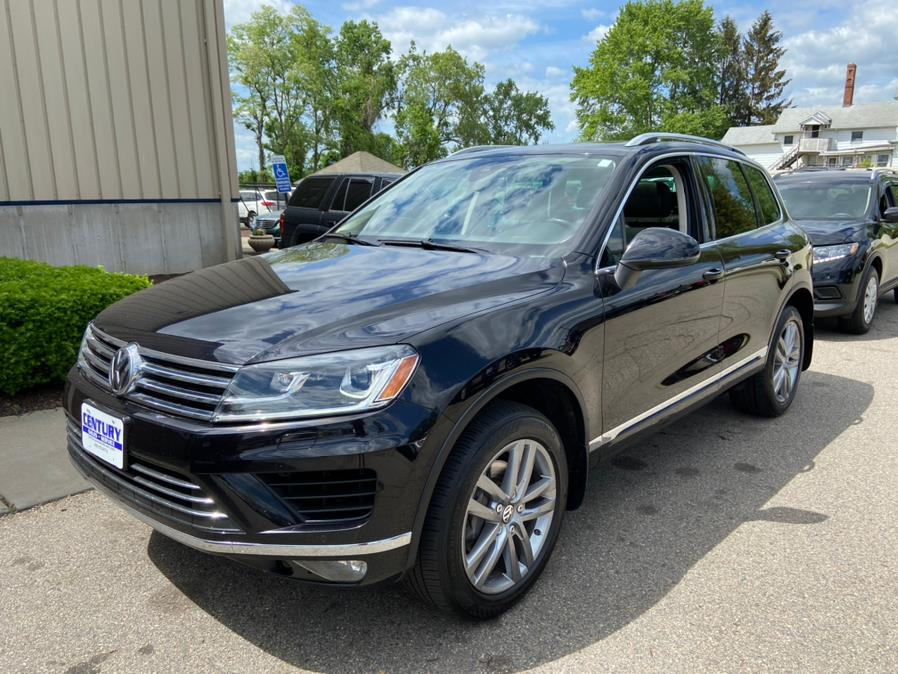 Used 2016 Volkswagen Touareg in East Windsor, Connecticut | Century Auto And Truck. East Windsor, Connecticut