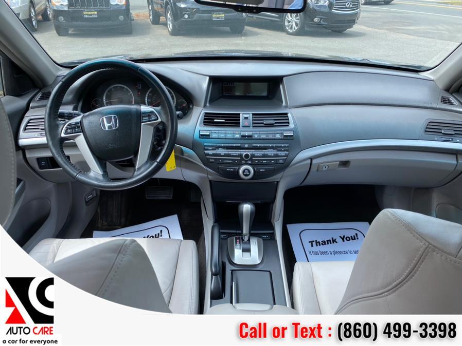 Used Honda Accord Sdn 4dr V6 Auto EX-L 2008   Auto Care Motors. Vernon , Connecticut