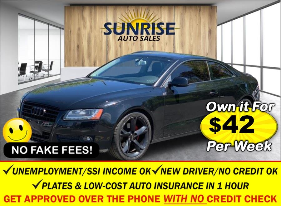 Used 2011 Audi A5 in Rosedale, New York | Sunrise Auto Sales. Rosedale, New York