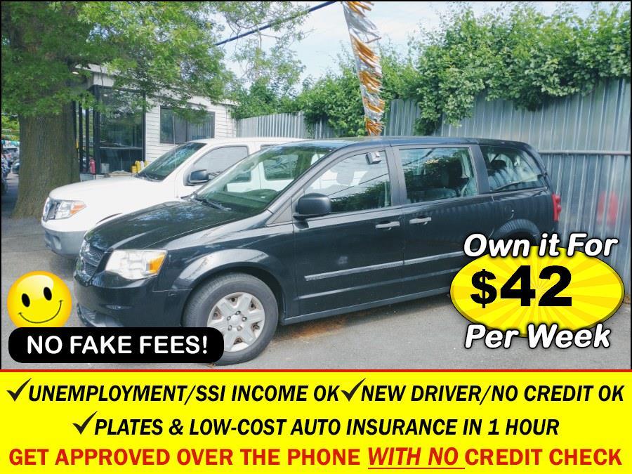 Used Dodge Grand Caravan 4dr Wgn SE 2013   Sunrise Auto Sales. Rosedale, New York