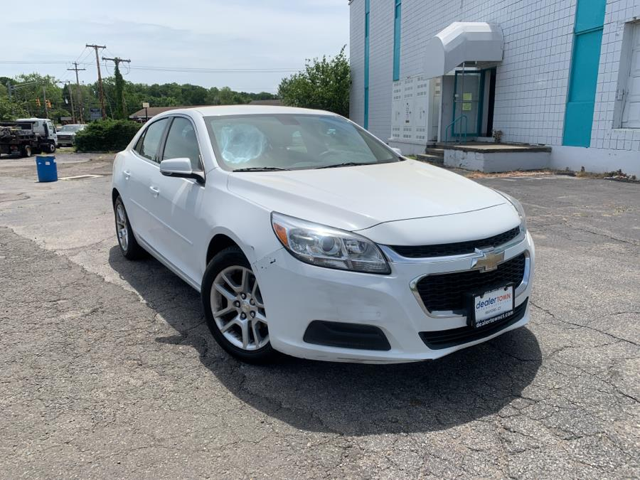 Used Chevrolet Malibu Limited 4dr Sdn LT 2016 | Dealertown Auto Wholesalers. Milford, Connecticut