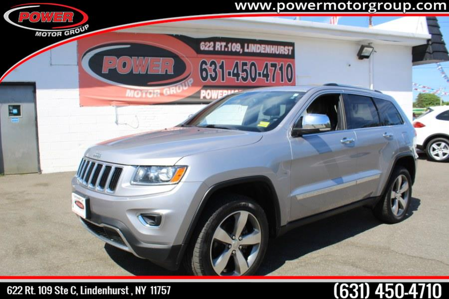 Used Jeep Grand Cherokee 4WD 4dr Limited 2014 | Power Motor Group. Lindenhurst, New York