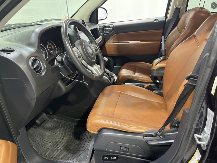 Used Jeep Compass 4WD 4dr Latitude 2016 | Capital Lease and Finance. Brockton, Massachusetts