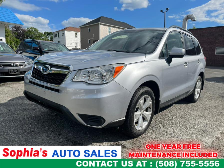 Used 2014 Subaru Forester in Worcester, Massachusetts | Sophia's Auto Sales Inc. Worcester, Massachusetts