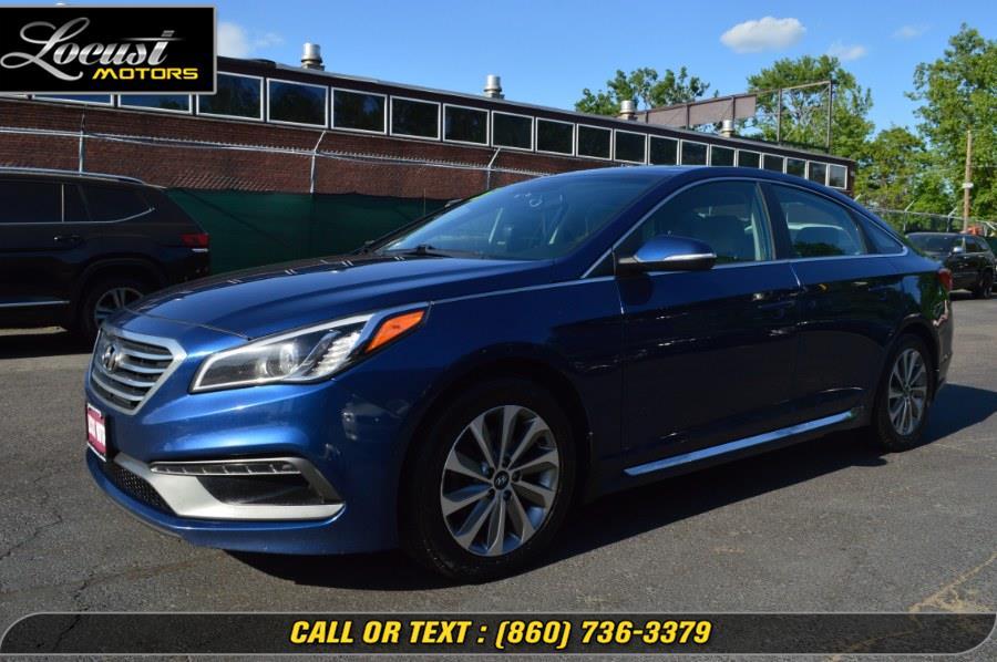 Used 2015 Hyundai Sonata in Hartford, Connecticut | Locust Motors LLC. Hartford, Connecticut