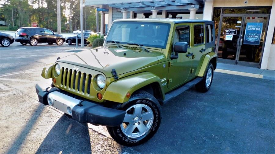 Used 2008 Jeep Wrangler in Winter Park, Florida | Rahib Motors. Winter Park, Florida