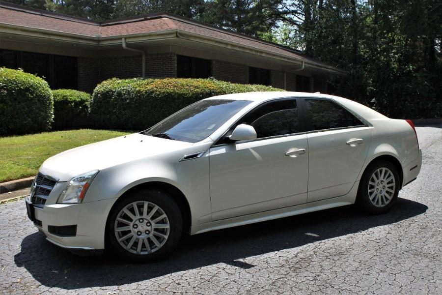 Used Cadillac CTS Sedan 4dr Sdn 3.0L Luxury RWD 2011 | HHH Auto Sales LLC. Marietta, Georgia