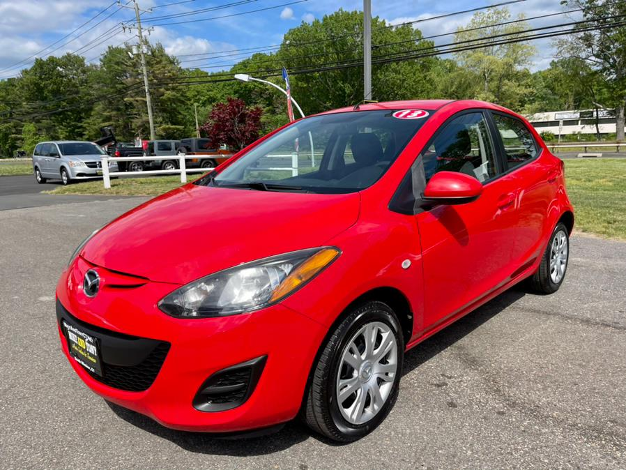Used Mazda Mazda2 4dr HB Auto Sport 2013 | Mike And Tony Auto Sales, Inc. South Windsor, Connecticut