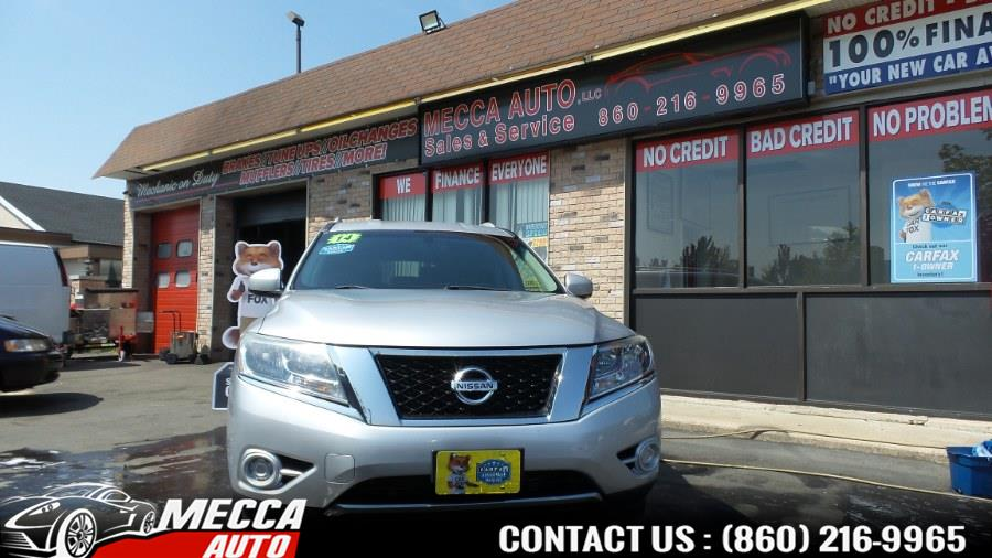 Used 2014 Nissan Pathfinder in Hartford, Connecticut | Mecca Auto LLC. Hartford, Connecticut
