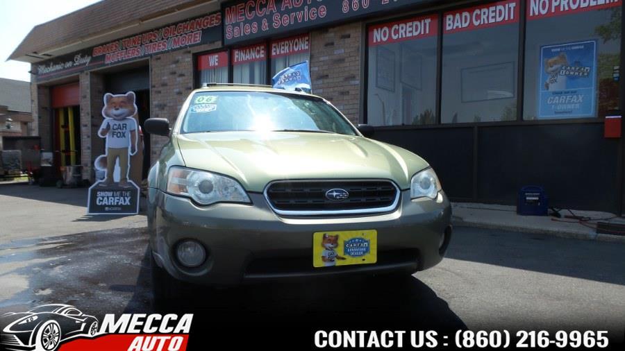 Used Subaru Legacy Wagon Outback 2.5i Auto 2006 | Mecca Auto LLC. Hartford, Connecticut
