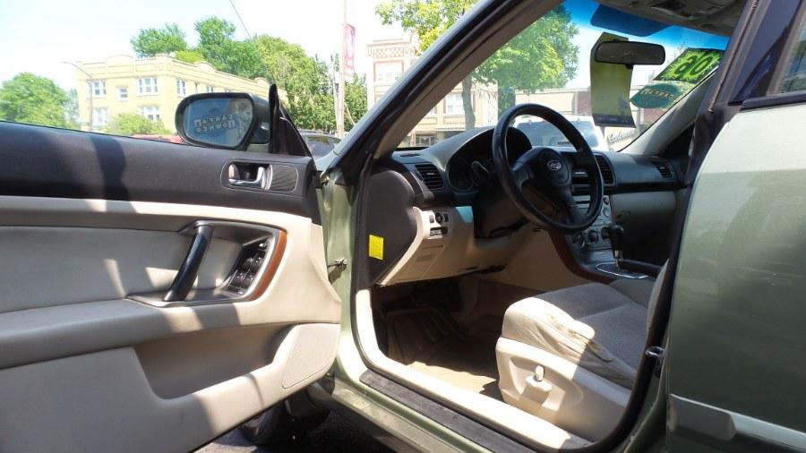Used Subaru Legacy Wagon Outback 2.5i Auto 2006   Mecca Auto LLC. Hartford, Connecticut
