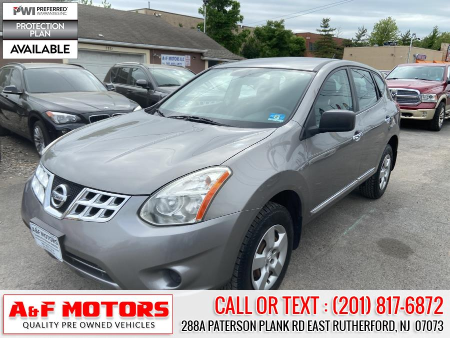 Used 2011 Nissan Rogue in East Rutherford, New Jersey | A&F Motors LLC. East Rutherford, New Jersey