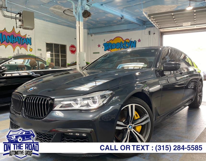 Used BMW 7 Series 750i xDrive Sedan 2018   On The Road Automotive Group Inc. Bronx, New York
