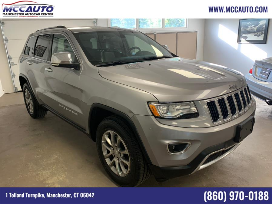 Used 2015 Jeep Grand Cherokee in Manchester, Connecticut | Manchester Autocar Center. Manchester, Connecticut