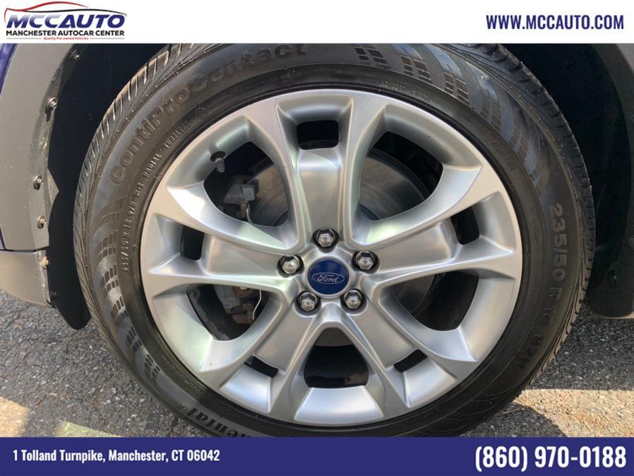 Used Ford Escape 4WD 4dr Titanium 2014   Manchester Autocar Center. Manchester, Connecticut