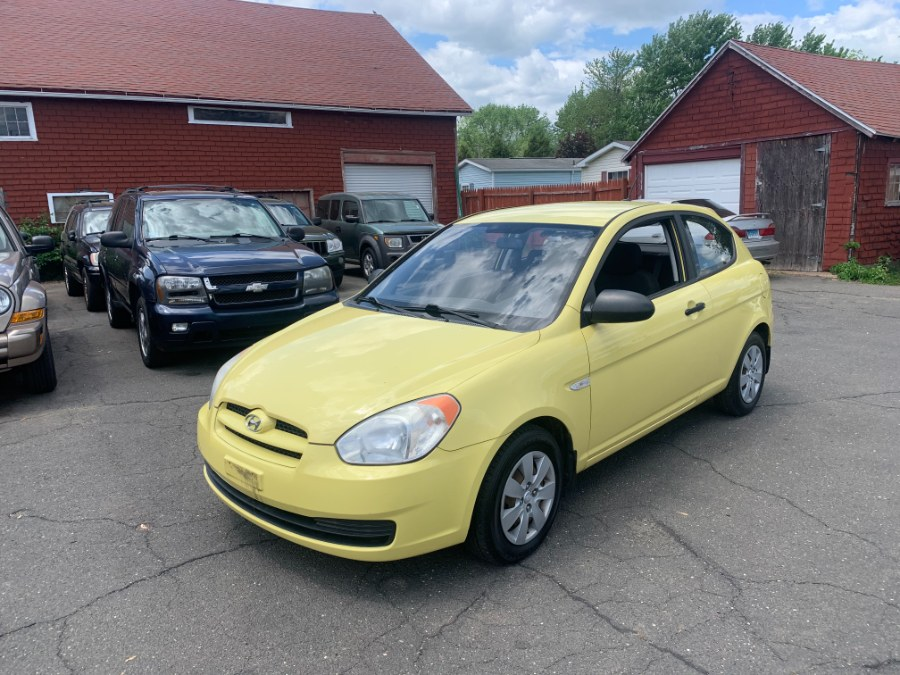 Used Hyundai Accent 3dr HB Auto GS 2009 | CT Car Co LLC. East Windsor, Connecticut