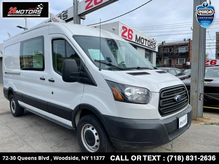 Used 2019 Ford Transit Van in Woodside, New York | 26 Motors Queens. Woodside, New York