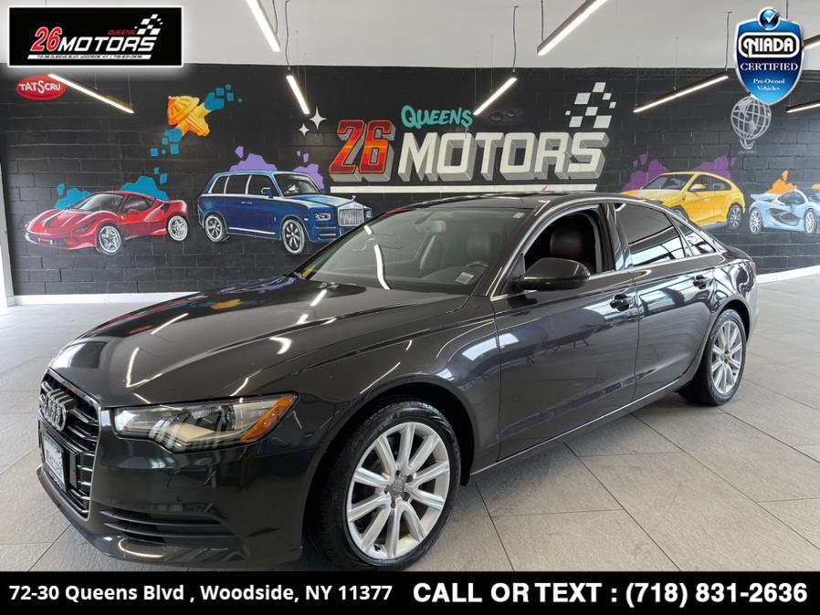 Used 2014 Audi A6 in Woodside, New York | 26 Motors Queens. Woodside, New York