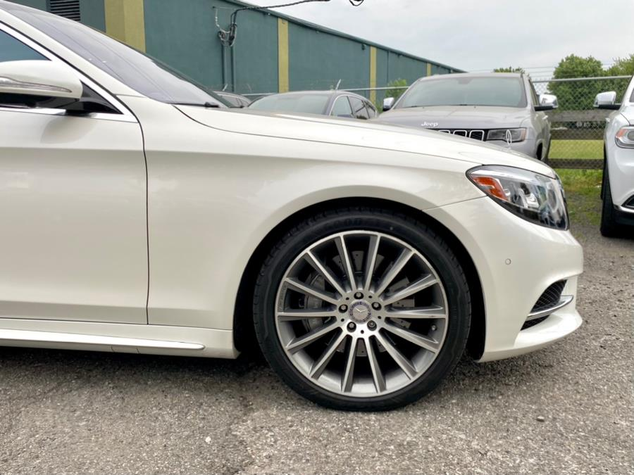 Used Mercedes-Benz S-Class 4dr Sdn S 550 4MATIC 2016 | Easy Credit of Jersey. South Hackensack, New Jersey